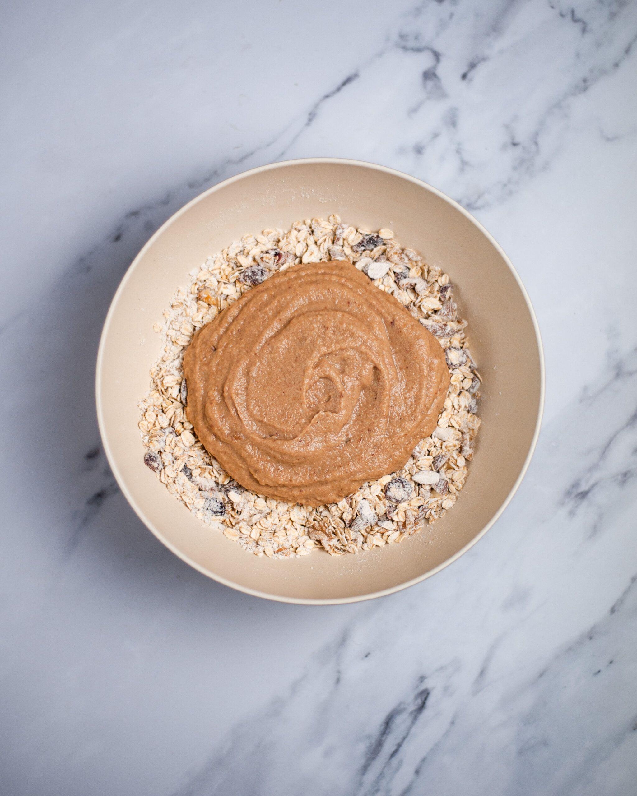 Chocolate Vegan Granola Process 5