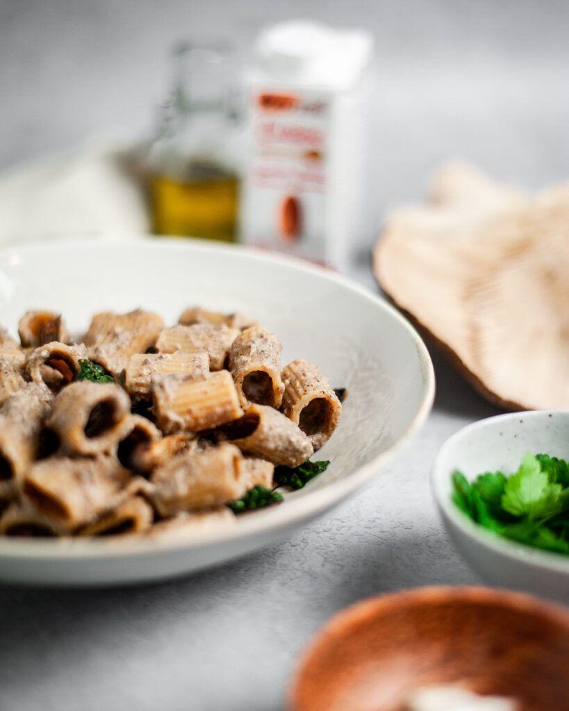Creamy Mushroom Pasta 2