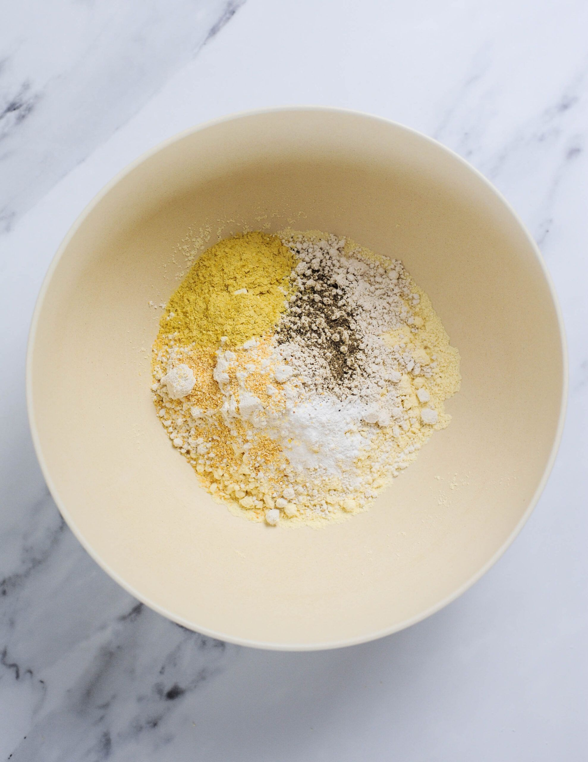 Chickpea Pancake Process 2