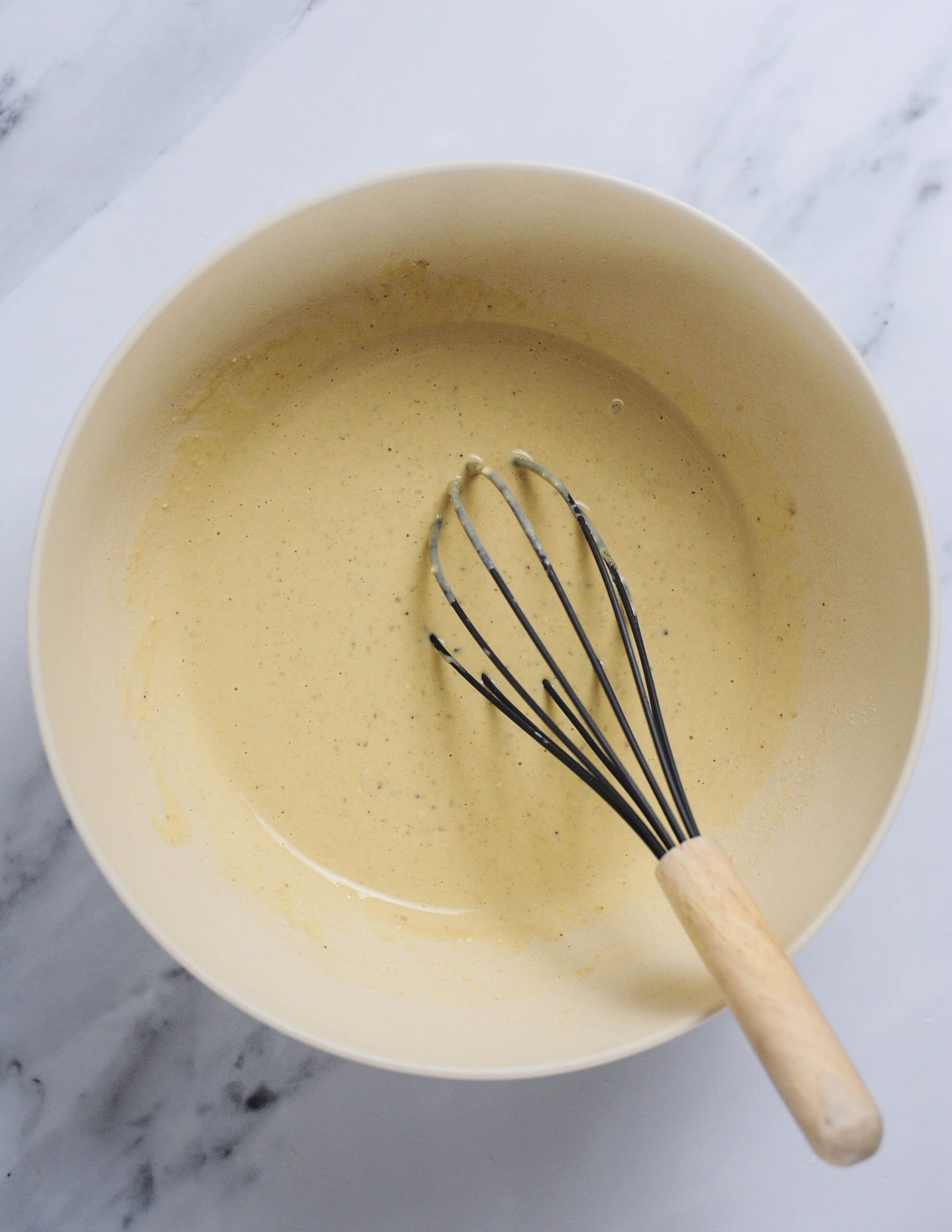 Chickpea Pancake Process 7