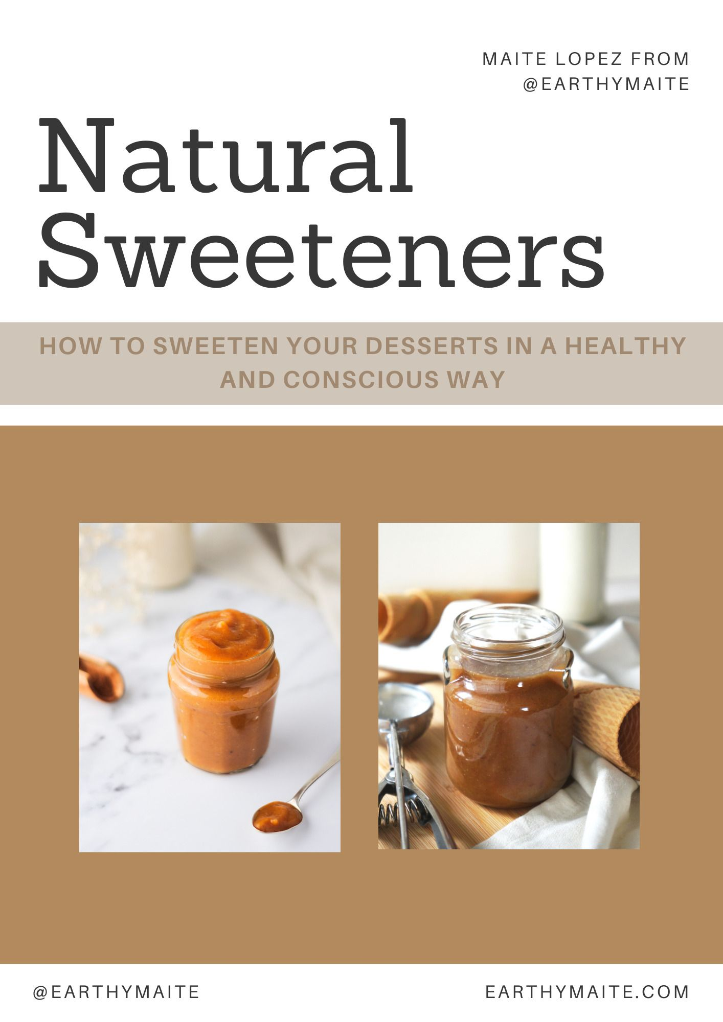 Natural Sweeteners Ebook