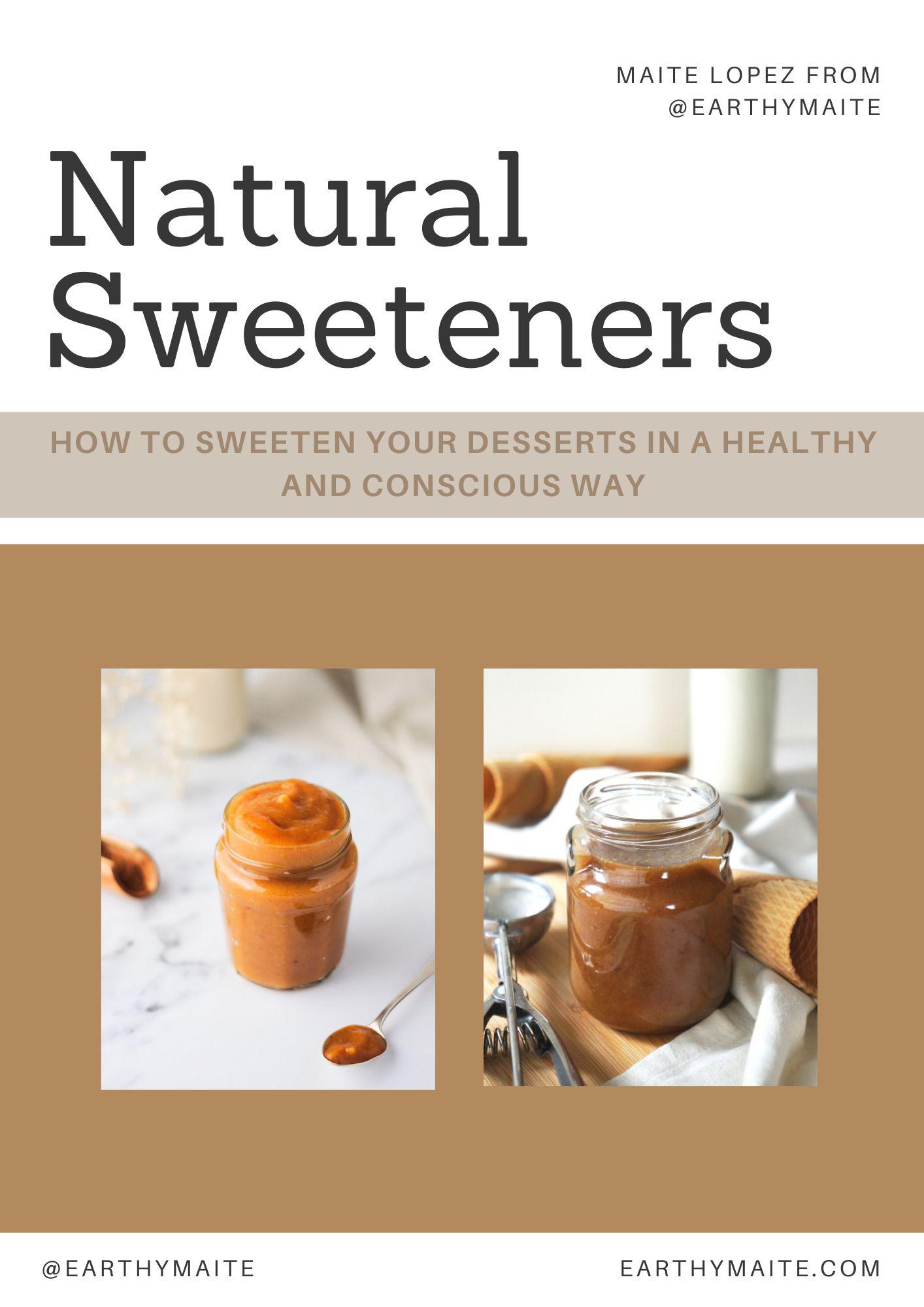 Natural Sweeteners Ebook